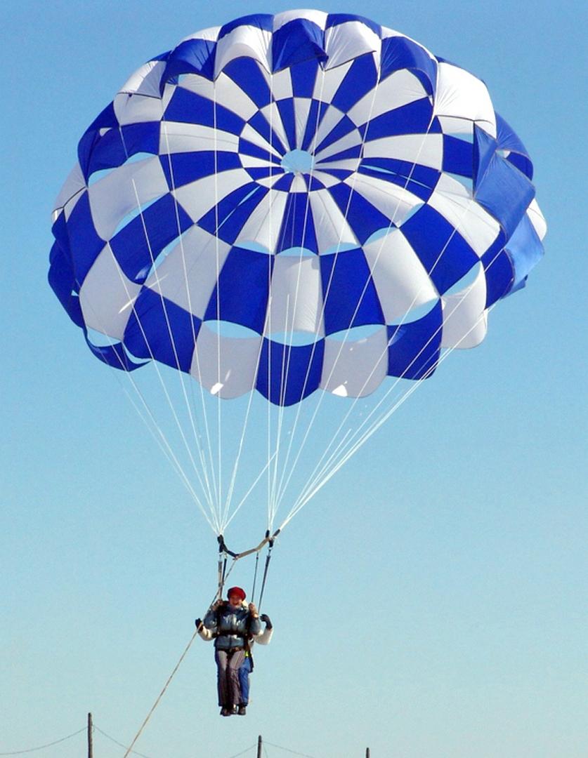 виды парашютов их картинки детали формы